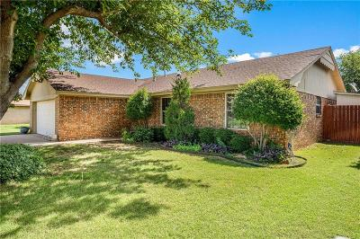 Altus Single Family Home For Sale: 708 Hayes Street