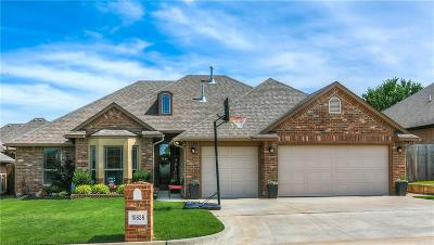 Midwest City Single Family Home For Sale: 10828 Sara Court