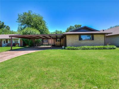 Oklahoma City Single Family Home For Sale: 1208 NW 104th Street