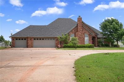Piedmont Single Family Home For Sale: 7106 NW Cemetery Road
