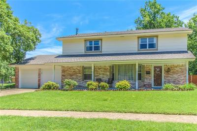 Norman Single Family Home For Sale: 1301 Whippoorwill Drive