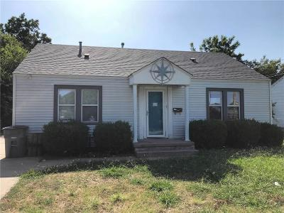 Lawton Single Family Home For Sale: 772 NW 16th Street