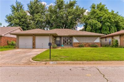 Oklahoma City Single Family Home For Sale: 8229 NW 86 Street