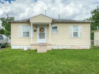 Warr Acres Single Family Home For Sale: 5608 N Donald Avenue