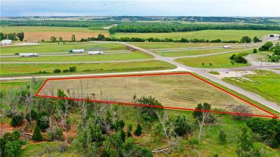 Canadian County, Oklahoma County Residential Lots & Land For Sale: Methodist Rd. Street