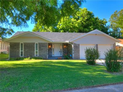 Norman Single Family Home For Sale: 932 Sequoyah Trail