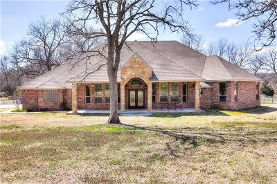 Choctaw Single Family Home For Sale: 1401 Timber Ridge Drive