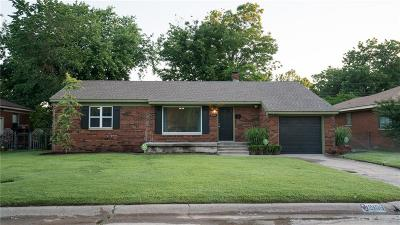 Oklahoma City Single Family Home For Sale: 2109 N Warren Avenue