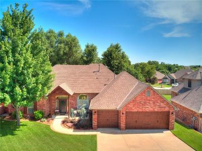 Edmond Single Family Home For Sale: 1732 Indian Springs Drive