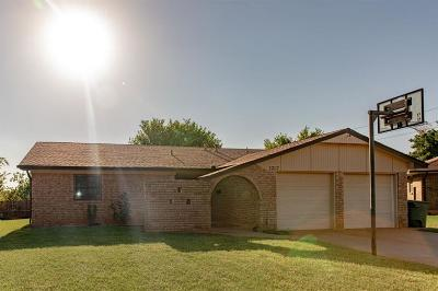 Edmond Single Family Home For Sale: 1207 Righto Way