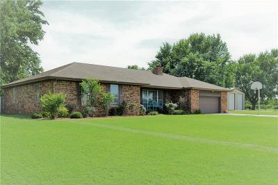 Tuttle Single Family Home For Sale: 2410 Mockingbird Drive