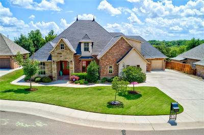 Edmond Single Family Home For Sale: 2316 Old Creek