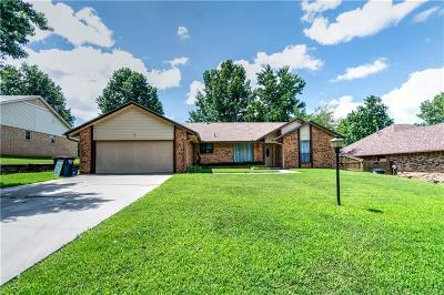 Shawnee Single Family Home For Sale: 3 Bingham Circle