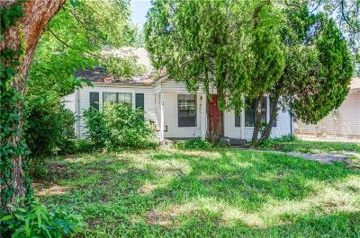 Norman Single Family Home For Sale: 621 Iowa Street