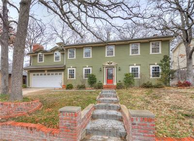 Oklahoma City Single Family Home For Sale: 8217 Golden Oaks Road