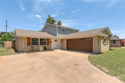 Oklahoma City Single Family Home For Sale: 1421 NW 105th Street