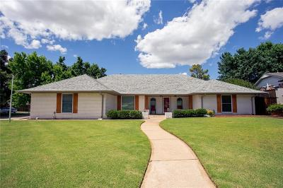 Oklahoma City Single Family Home For Sale: 8417 NW 100 Street