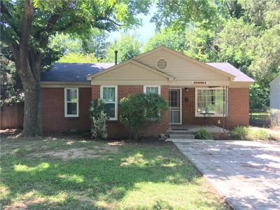 Norman Single Family Home For Sale: 1006 S Pickard Avenue