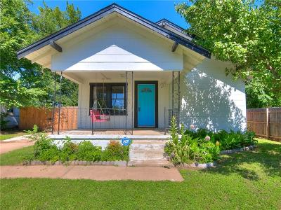 Norman Single Family Home For Sale: 505 N Cockrel Avenue