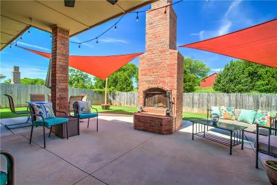 Edmond Single Family Home For Sale: 15513 Western Vista Drive