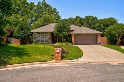 Single Family Home For Sale: 14217 Pecan Hollow Terrace