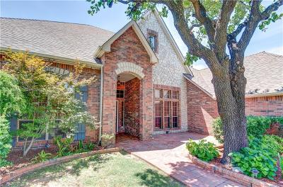 Edmond Single Family Home For Sale: 2801 Warwick Place