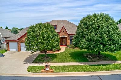 Edmond Single Family Home For Sale: 16604 Thorton Lane