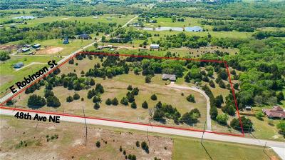 Norman Residential Lots & Land For Sale: 1320 NE 48th Avenue