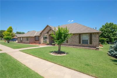 Oklahoma City Single Family Home For Sale: 12000 Rosemeade Court