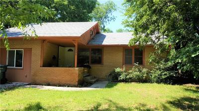 Norman Single Family Home For Sale: 1021 W Apache Street