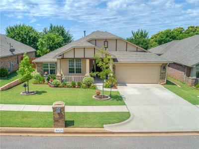 Norman Single Family Home For Sale: 3824 Sierra Vista Way