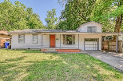 Norman Single Family Home For Sale: 912 W Boyd Street