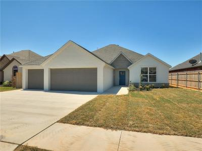 Weatherford Single Family Home For Sale: 2712 Harvest Drive