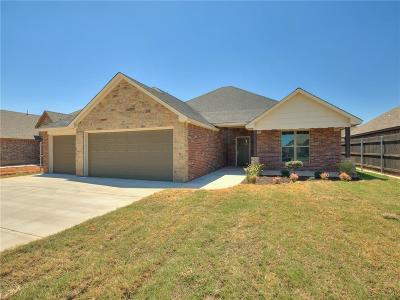 Weatherford Single Family Home For Sale: 2806 Harvest Drive