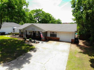 Del City Single Family Home For Sale: 2605 Mickey Road