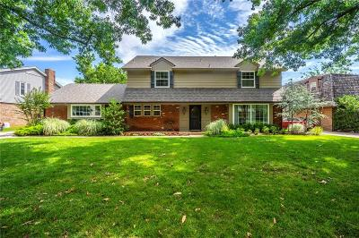 Oklahoma City Single Family Home For Sale: 3021 Stonybrook Road
