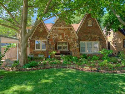 Oklahoma City Single Family Home For Sale: 3118 NW 24th Street