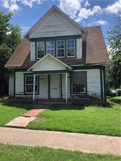 Norman Single Family Home For Sale: 204 S Cockrel Avenue