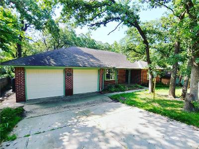 Bethany Single Family Home For Sale: 1812 N Oakhill Road