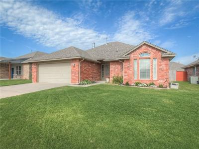 Yukon Single Family Home For Sale: 4616 Oasis Lane