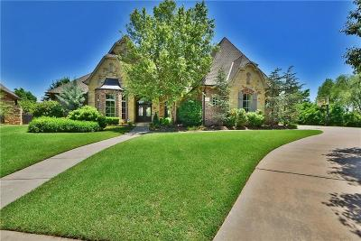 Edmond Single Family Home For Sale: 6600 Oak View Road