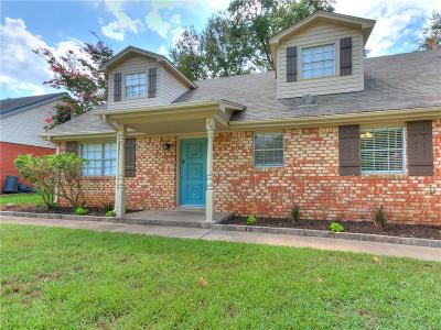 Norman Single Family Home For Sale: 804 Hardin