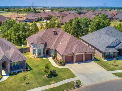 Yukon Single Family Home For Sale: 13309 Brampton Way