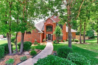 Edmond Single Family Home For Sale: 3316 Ozark Drive