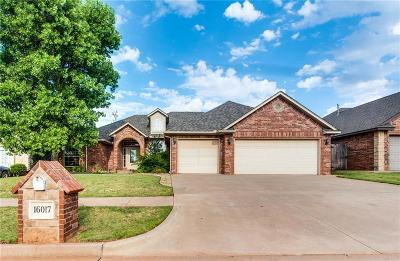 Single Family Home For Sale: 16017 Rim Road