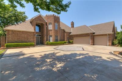 Oklahoma City Single Family Home For Sale: 11525 Twisted Oak Road