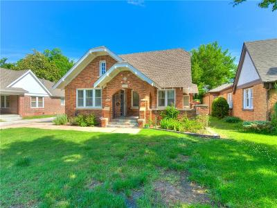Oklahoma City Single Family Home For Sale: 2531 NW 19th Street