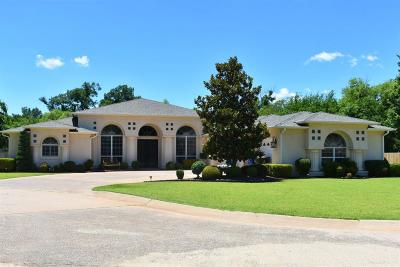 Chickasha Single Family Home For Sale: 2904 Briar Creek Circle
