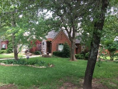 Blanchard OK Single Family Home For Sale: $548,000
