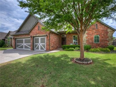 Edmond OK Single Family Home For Sale: $325,000